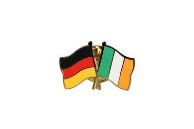 Flaggen Pin Fahnen Pins Fahnenpin Flaggenpin Anstecker (Irland-flaggen)
