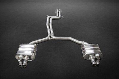 Capristo Audi Rs7 Valved Exhaust & Remote Control
