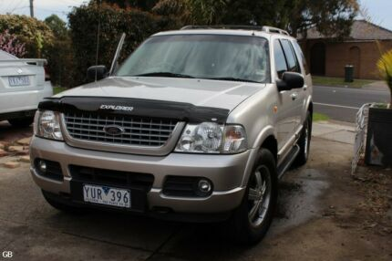 2002 Ford Explorer Wagon St Albans Brimbank Area Preview