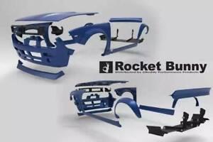 Nissan Silvia S14 Rocket Bunny BOSS Style Full Kit Fiber Glass Wide BK Slacks Creek Logan Area Preview