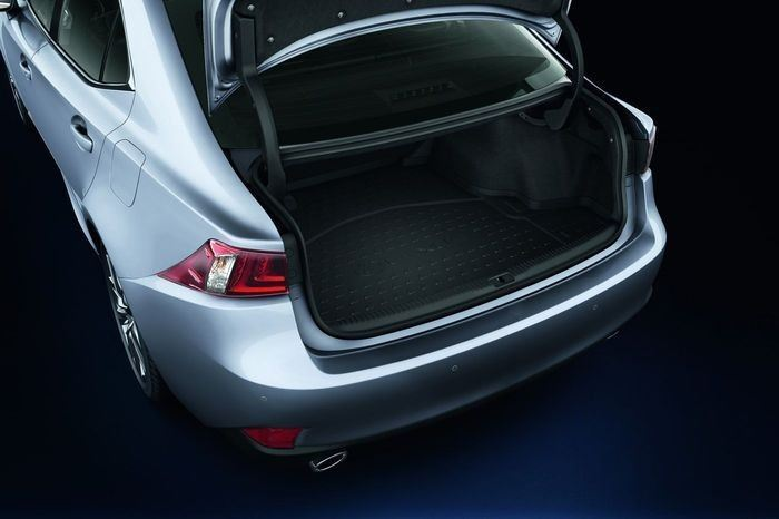 Genuine Lexus IS Trunk Boot Liner Anti-slip 04/13-Present - PZ434C1301PJ