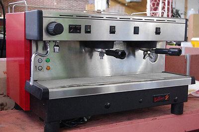 2-group Magister Ms100 Espresso Cappuccino Latte Mocha Machine