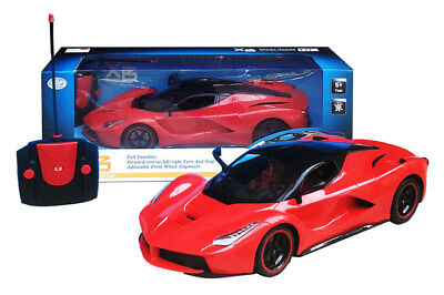 Remote Control 1:8 Scale Radio Control Model Toy Car With USB Charger- Free Del.