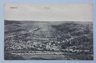 Luxemburg - Diekirch - Panorama,   AK um 1900