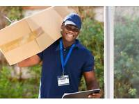 PARCEL DELIVERY DRIVER WANTED URGENTLY
