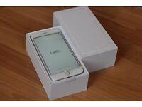 New Apple iPhone 6 - 16GB - White and Silver (Orange/Tmobile/EE/Virgin) Smartphone