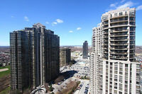 FREE Month - Luxury Furnished Condo in Mississauga/Sq.One -Incl.