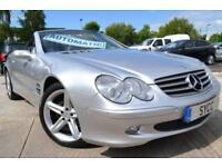 2004 54 MERCEDES-BENZ SL 3.7 SL 350 AUTO