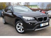 2014 63 BMW X1 2.0 XDRIVE 18D SE 5DR DIESEL