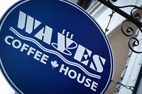 Barista Wanted Waves coffee (4250 kingsway)(patterson station)