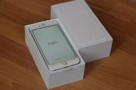 Apple iPhone 6 - 64GB - Silver (O2/Tesco/GiffGaff) Smartphone