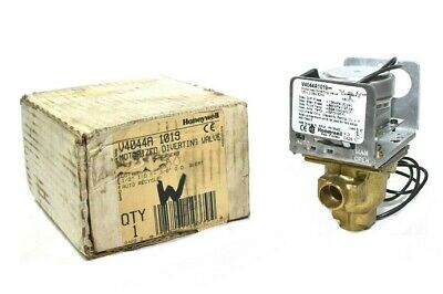Honeywell V4044a1019 12 I.d. Sweat 3-way Motorized Zone Valve Nos Ref B