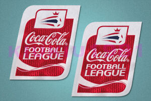 Coca-Cola-Football-League-Sleeve-Soccer-Patch-Badge
