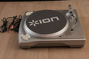 Table tournante USB - ION TTUSB Turntable for PC or Mac