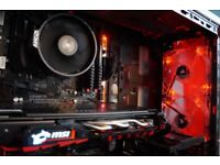 RYZEN 1500X 3.7 GHz AMD QUAD-CORE CPU BUNDLE WITH AB350M GAMING 3 MOTHERBOARD AM4+