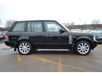 2005 55 LAND ROVER RANGE ROVER 4.2 V8 SUPERCHARGED VOGUE SE 4DR AUTO