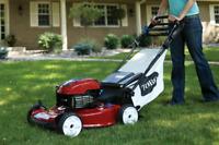 Lawn Cutting $20
