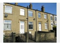2 Bed Through Terrace, Front and Rear Gardens, On Street Parking, Fully Modernised. Thistle Street