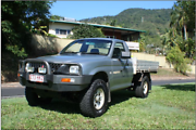 Mitsubishi Triton GLX Cairns Cairns City Preview