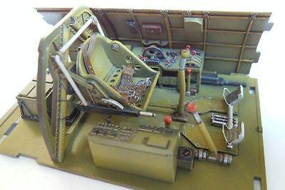 "Brengun Models 1/32 KAWANISHI N1K2-J SHIDEN KAI ""GEORGE"" Fighter Photo Etch Set"