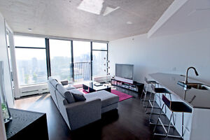 33rd Floor Fully Furnished Gastown Apartment Woodwards