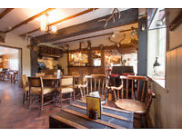 Supervisor - Michelin Gastro Pub - The Six Bells