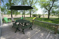 Cottage for Weekly Rental: Beautiful Property near Kincardine