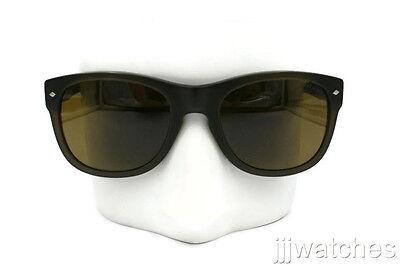 New Giorgio Armani Matte Green Olive Women Sunglasses AR 8008 500552 54 $270