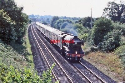 PHOTO  LNER LOCO NO  4472 FLYING SCOTSMAN ENBORNE SUMMER 2002 MARIONS
