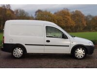 2011 Vauxhall Combo 2000 1.3CDTi 16V 75 Crew Van Easy T Auto 5