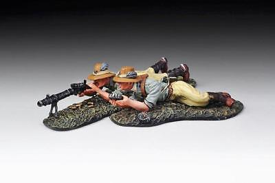 Thomas Gunn - ALH002A - 2 Man Lewis Gun Team (Bush Hat) - WWI Lawrence of Arabia