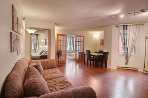 Fully Equipped Top Location Huge 2 BR downtown condo