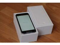 Apple iPhone 6 - 16GB - Black / Space Grey (Orange/Tmobile/EE/Virgin) Smartphone