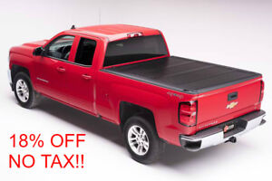 BAK BAKFLIP F1 Hard Tonneau Cover 15-18 Chevy Colorado 6' Bed
