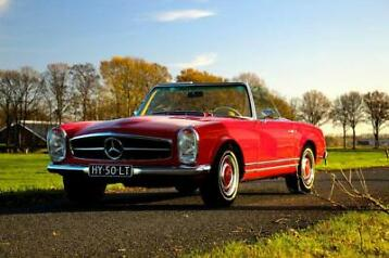 Mercedes-Benz - 230 SL (W113) - 1964