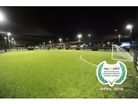Looking for players, friendly 5 a side football at Romford. Come play with us