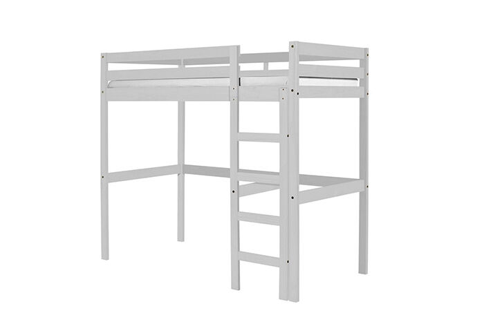 Nice Extra High Loft Bed #12: Choosing The Right High Sleeper Loft Bed For Your Child