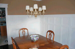 Baseboards,Casing,Trim,Wainscoting,Crown Moulding,Ceiling Beams Cambridge Kitchener Area image 5