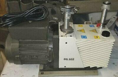 Agilent Varian Ds 602 Rotary Vane Vacuum Pump Used