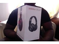 Beats™ Studio Wireless Noise Cancelling Full-Size Bluetooth Headphones with Mic/Remote, Gloss Black