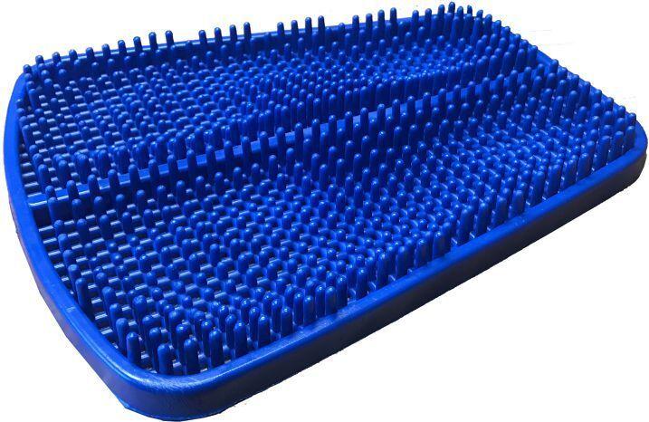 Fußreflexzonen Matte Massage Fußmassage, blau