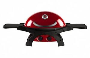 Ziggy by Ziegler & Brown Twin Grill LP Gas Model - Chilli Red Waterloo Inner Sydney Preview