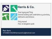 Harris & Co - For ALL Your Building, Maintenance and Construction Needs!!!!