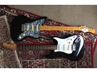 Encore early 90's strat and Stagg Jaguar copy - ideally swaps!