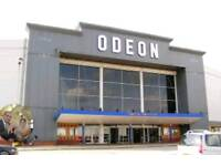 Mansfield cinema Odeon