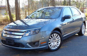 2011 FORD FUSION HYBRID with FORD WARRANTY to 2020 /170Km