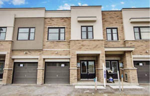 BEAUTIFUL TOWNHOUSE FOR RENT- Available From December 1st, 2017