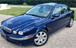 2003 Jaguar X-type fully loaded in good condition. 3.0L