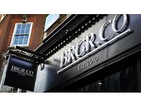 Line chef required for BRGR.CO in Battersea. Immediate start. Excellent hourly rate