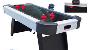 NEW 6ft x 3ft ELECTRIC AIR HOCKEY TABLE Hope Valley Tea Tree Gully Area Preview